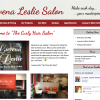 Luvena Leslie Salon – Website Makeover